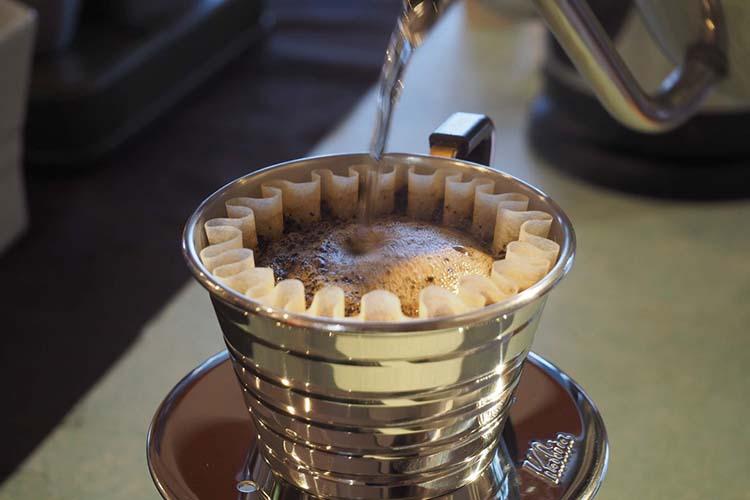 イトウコーヒーカリタコーヒードリッパー