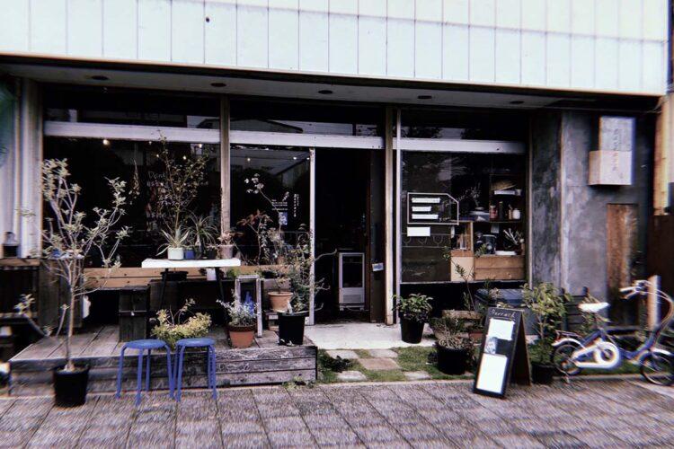 瀬戸プチひとり旅で訪れたカフェ