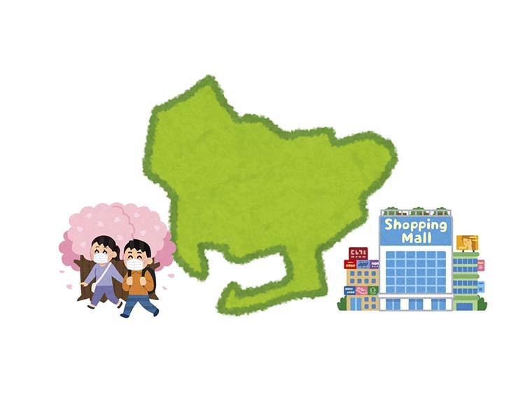 愛知県地図