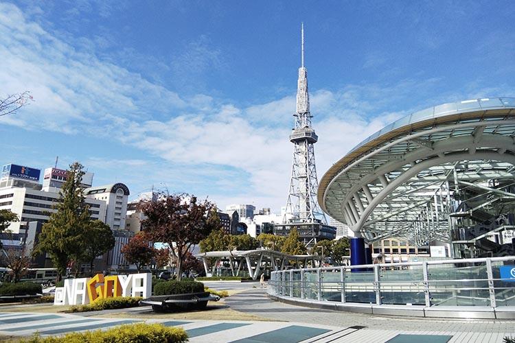 オアシス21・名古屋テレビ塔